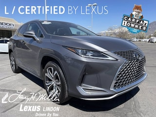 Used 2020 LEXUS RX 350 AWD Premium Package w/ Blind Spot RX 350 AWD Lindon, UT