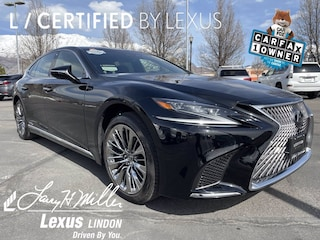 Used 2020 LEXUS LS 500h AWD Luxury Package w/ Navigation LS 500h AWD Lindon, UT