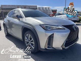 Used 2019 LEXUS UX 250h AWD F SPORT Package w/ Heated Steering Wheel UX 250h F SPORT AWD Lindon, UT