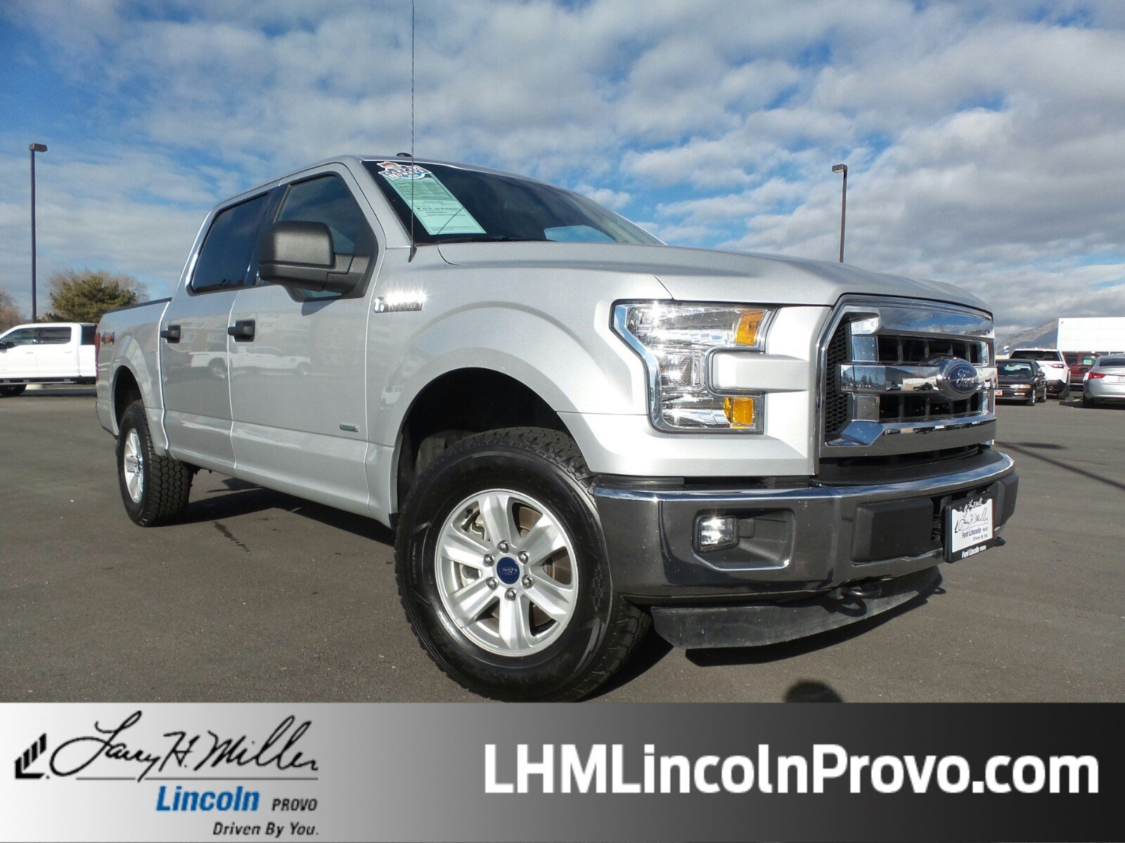 Larry H Miller Ford Lincoln Provo New Vehicles For Sale