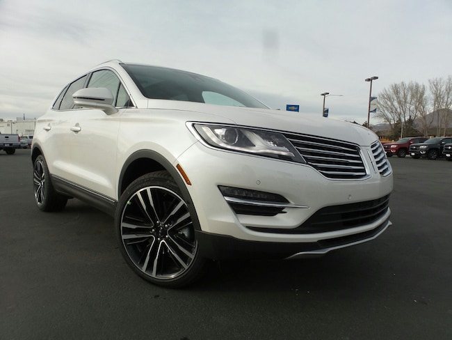 New 2018 Lincoln MKC Reserve SUV 5LMTJ3DH3JUL14434 Provo