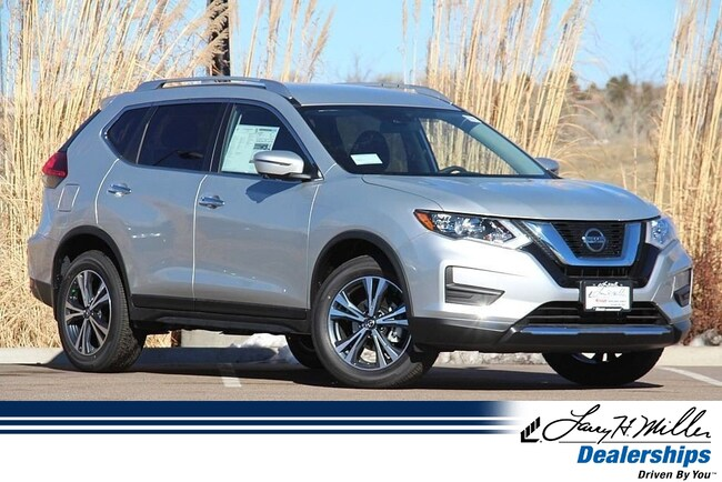 New 2019 Nissan Rogue SV AWD SV for sale in Highlands Ranch, CO