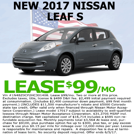 Larry Miller Nissan Denver