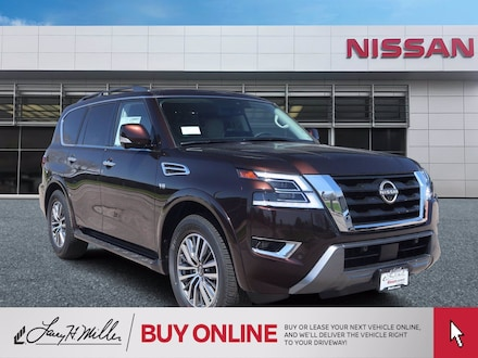 Featured New 2021 Nissan Armada SL SUV for sale near you in Highlands Ranch, CO