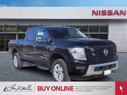 Featured New 2021 Nissan Titan XD SV Truck Crew Cab for sale near you in Highlands Ranch, CO