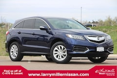 New 2017 Acura RDX V6 AWD with Technology Package and AcuraWatch Plus AWD w/Technology/AcuraWatch Plus Pkg Denver, CO