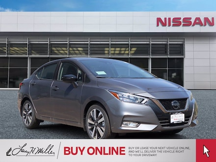 Featured New 2020 Nissan Versa 1.6 SR SR CVT for sale near you in Centennial, CO