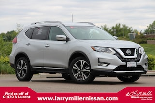 Certified Pre-Owned 2018 Nissan Rogue SL AWD SL 5N1AT2MV9JC744690 for sale near Denver, CO