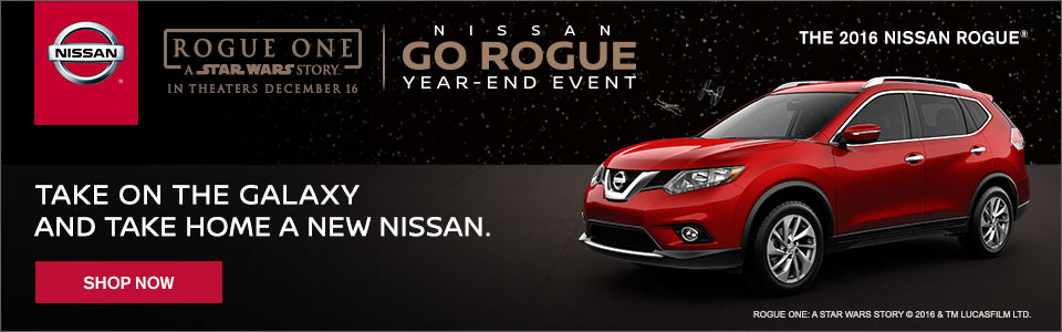 Nissan Go Rogue Year-End Event near Denver