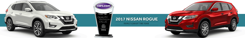 2017 Nissan Rogue Review near Denver