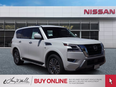 Featured New 2021 Nissan Armada SV SUV for sale near you in Highlands Ranch, CO