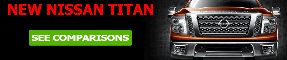 New Nissan Titan vs the Competition