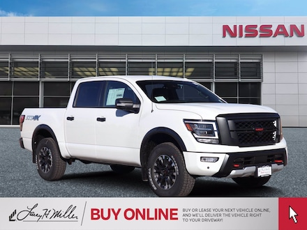 Featured New 2021 Nissan Titan PRO-4X 4x4 Crew Cab PRO-4X for sale near you in Highlands Ranch, CO