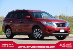 2016 Nissan Pathfinder S 4WD  S 5N1AR2MM2GC640797