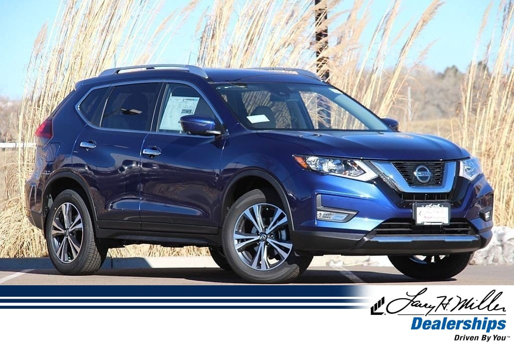 Featured New 2019 Nissan Rogue SV AWD SV for sale near you in Centennial, CO