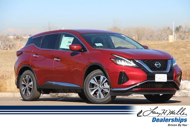 New 2019 Nissan Murano S AWD S for sale in Highlands Ranch, CO