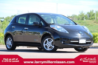 Used 2015 Nissan LEAF SV HB SV *Ltd Avail* 1N4AZ0CP6FC302778 for sale near Denver, CO
