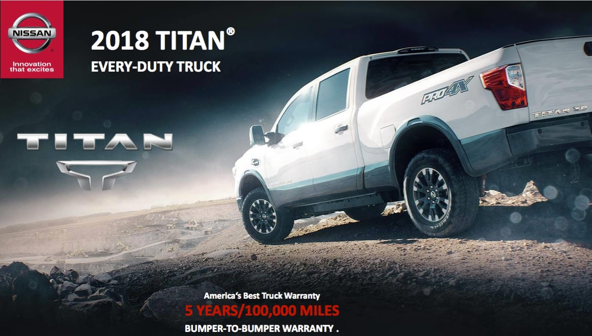 New Nissan Titan Review
