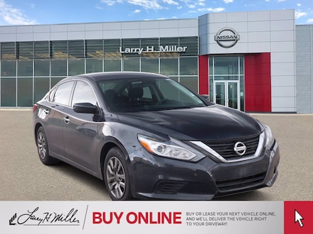 Featured Pre-Owned 2016 Nissan Altima 2.5 S Sedan 1N4AL3APXGN315822 for sale near Denver, CO