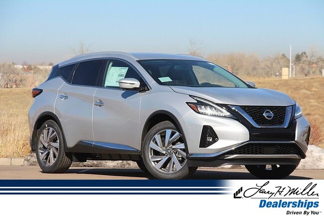 New 2019 Nissan Murano SL AWD SL for sale in Highlands Ranch, CO