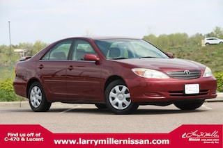 Bargain deal 2004 Toyota Camry XLE Sedan 4T1BE32KX4U299355 for sale near Denver, CO
