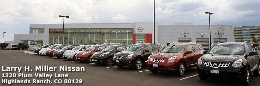 Larry H Miller Toyota Colorado Springs >> About Larry H. Miller Dealerships | Nissan Highlands Ranch ...