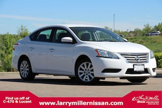 Used 2015 Nissan Sentra S Sedan 3N1AB7AP8FL655721 for sale near Denver, CO