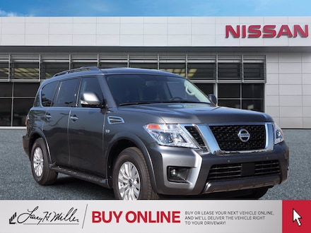 Featured 2020 Nissan Armada SV 4x4 SV for sale near you in Centennial, CO