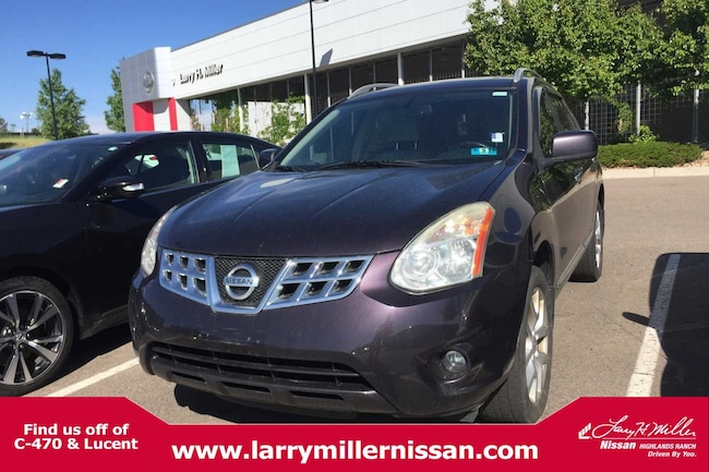 Used 2011 Nissan Rogue SV AWD  SV JN8AS5MV8BW275878 for sale in Highlands Ranch, CO