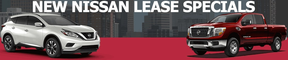 New Nissan Lease Specials near Denver