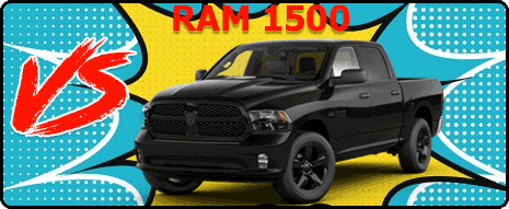 New Nissan Titan vs Ram 1500