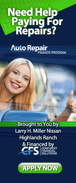 Auto Repair Finance Options Highlands Ranch