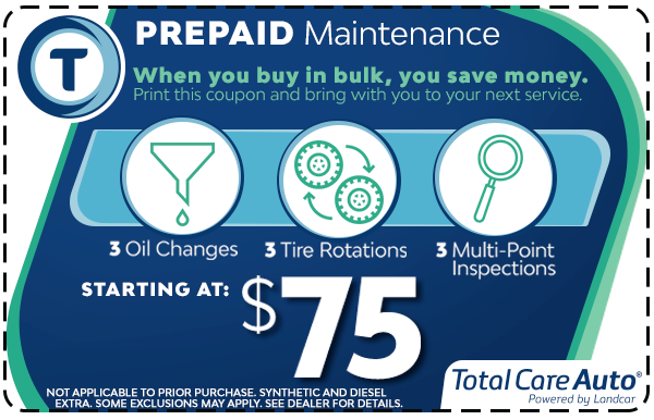 Oil Change Special Highlands Ranch