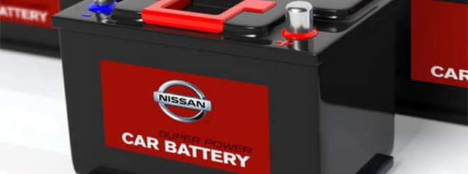 Nissan car & truck battery service in Mesa, AZ