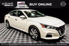New 2020 Nissan Altima 2.5 S Sedan 1N4BL4BV8LN322575 for sale near you in Mesa, AZ
