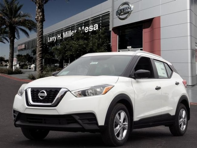 New Nissan vehicle 2019 Nissan Kicks S SUV 3N1CP5CU5KL502483 for sale near you in Mesa, AZ
