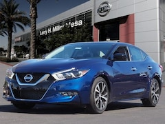 New 2018 Nissan Maxima 3.5 S Sedan 1N4AA6AP3JC405582 for sale near you in Mesa, AZ