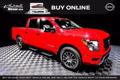 New 2021 Nissan Titan SV Truck Crew Cab 1N6AA1EF2MN514278 for sale near you in Mesa, AZ