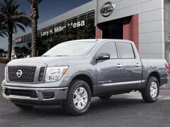 New 2019 Nissan Titan SV Truck Crew Cab 1N6AA1EK1KN517506 for sale near you in Mesa, AZ