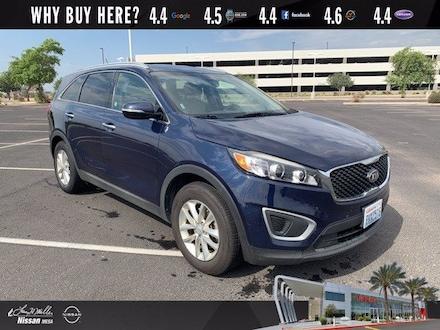Featured Used 2018 Kia Sorento 3.3L LX SUV for sale near you in Mesa AZ