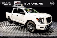New 2021 Nissan Titan SV Truck Crew Cab 1N6AA1EF2MN513499 for sale near you in Mesa, AZ