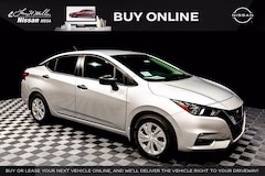 New 2021 Nissan Versa 1.6 S Sedan 3N1CN8BV2ML822316 for sale near you in Mesa, AZ