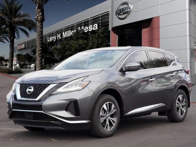Nissan Suv For Sale >> New 2019 Nissan Murano Suv For Sale In Mesa Az 5n1az2mj1kn103874