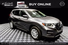 New 2020 Nissan Rogue S SUV 5N1AT2MT9LC816022 for sale near you in Mesa, AZ
