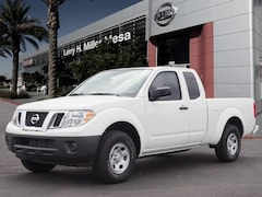 New 2019 Nissan Frontier S Truck King Cab 1N6BD0CT9KN715994 for sale near you in Mesa, AZ