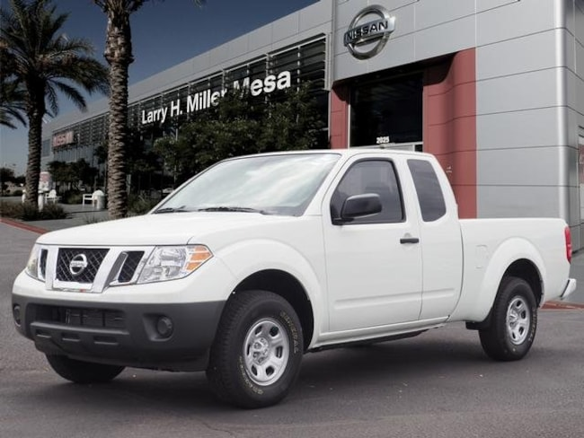 New Nissan vehicle 2019 Nissan Frontier S Truck King Cab 1N6BD0CT9KN715994 for sale near you in Mesa, AZ
