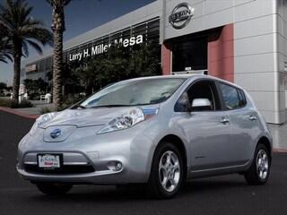 Discounted 2015 Nissan LEAF SV Hatchback for sale near you in Mesa, AZ
