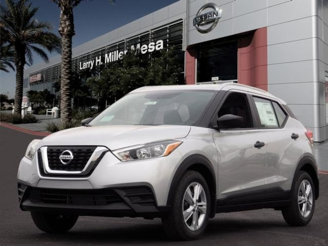 New Nissan vehicle 2019 Nissan Kicks S SUV 3N1CP5CU9KL502941 for sale near you in Mesa, AZ