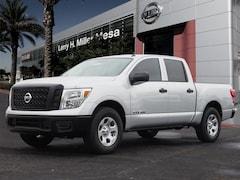 New 2019 Nissan Titan S Truck Crew Cab 1N6AA1EK0KN515522 for sale near you in Mesa, AZ
