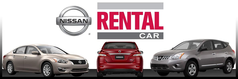 Nissan Rental Car in Mesa | Larry H. Miller Nissan Mesa Rental Center